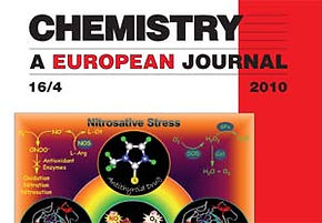 Cover Page of Chemistry - A European Journal