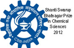 Mugesh wins Shanti Swarup Bhatnagar Prize 2012
