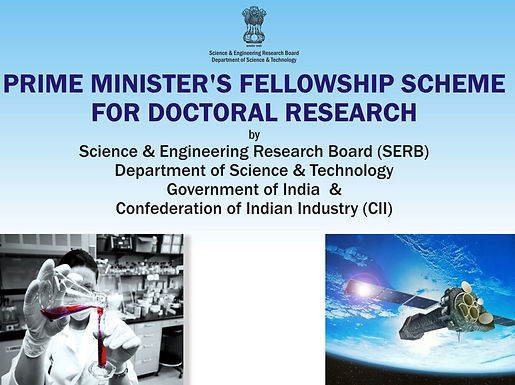 Geethika is selected for the Prime Minister's Fellowship