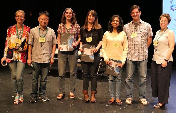 Namrata Singh Wins a Poster Prize at Gordon Research Conference