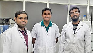 IISc team synthesizes artificial enzyme