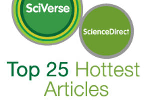 Science Direct - Top 25 Hottest Articles