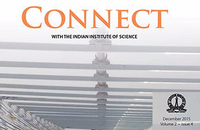 Highlight of our recent research in the IISc magazine CONNECT
