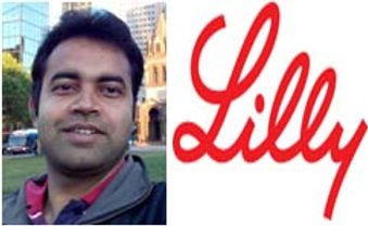 Debasish Manna wins Lilly Outstanding Thesis Award