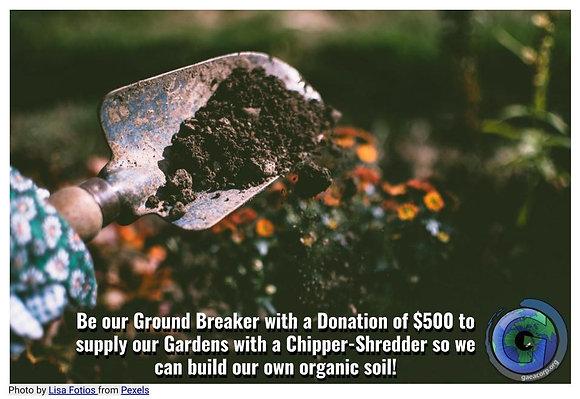 Become a Groundbreaker
