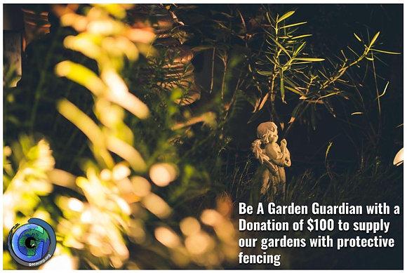 Become A Garden Guardian