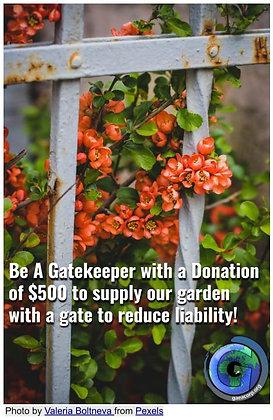 Become A Gatekeeper