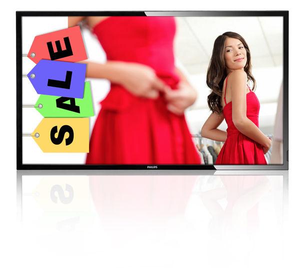 Profesionalni zaslon za oglaševanje Philips BDL4330QL