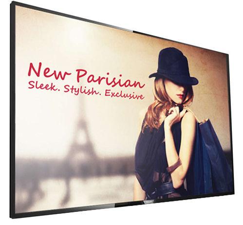 tv zaslon za oglaševanje Philips - ditaldesign