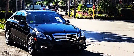 Town Cars, SUV, and Mercedes Sedans from MCO to Caribe Royale