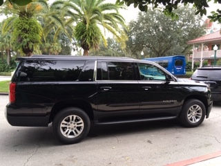 Suburban SUV Airport Transportation