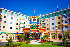 Orlando International Airport to Legoland Florida Hotel