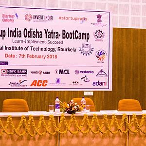 StartUp India Odisha Yatra Bootcamp