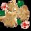 Thumbnail: Stella&Stello biscotti con mela e carota