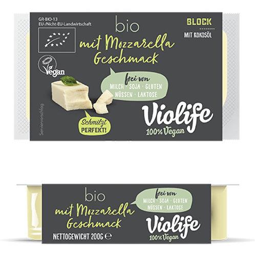 Formaggio vegano al gusto di mozzarella - Violife