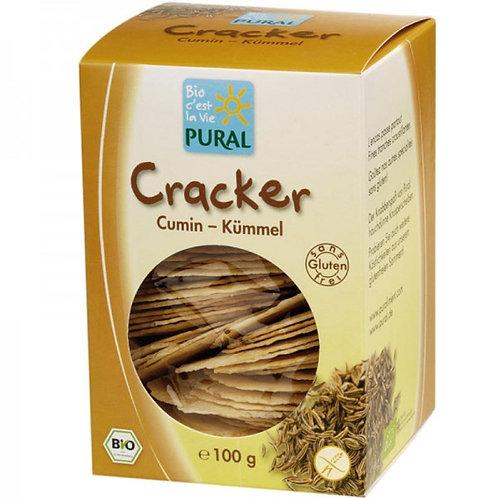 Pural Cracker Kümmel glutenfrei