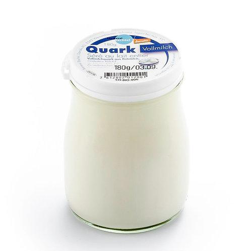 Quark di latte intero