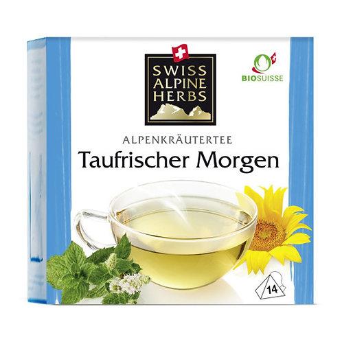 """Swiss Alpine Herbs: thè """"mattina di rugiada"""" (in bustine)"""