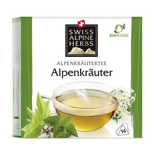 Swiss Alpine Herbs: thè di erbe alpine (in bustine)