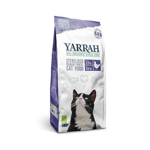 Yarrah Bio: cibo per gatti (sterilizzati)