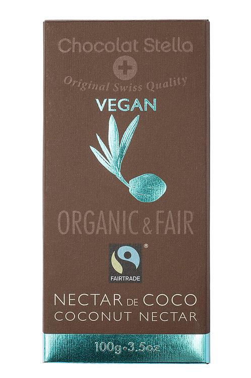 Cioccolato al cocco, Organic & Fair - Chocolat Stella