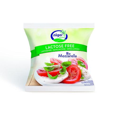 Züger: mozzarella senza lattosio