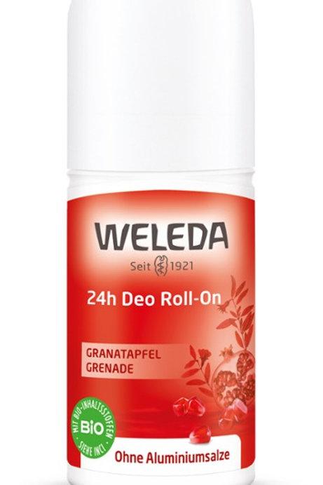 Deodorante Roll-On 24h Melograno Weleda