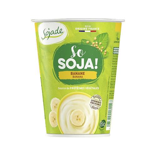 So Soya! Jogurt di soia alla banana