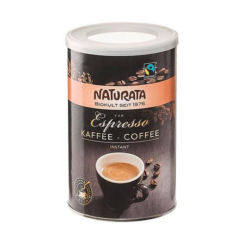 Naturata Bio: caffè espresso istantaneo