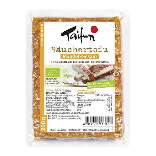 Taifun: tofu affumicato mandorle e sesamo