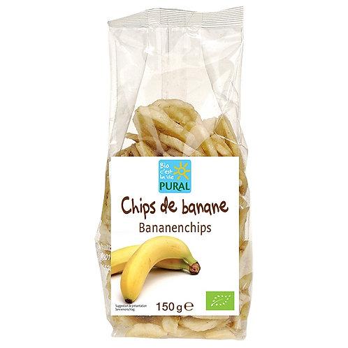 Pural Bananenchips
