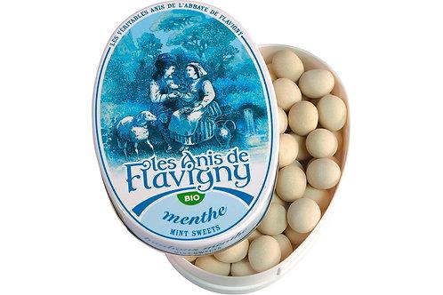 Les Anis de Flavigny Bonbons Anis - Pfefferminz
