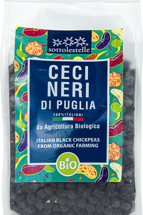 Ceci neri di Puglia