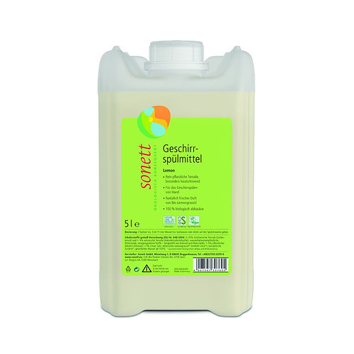Sonett: detersivo per piatti al limone