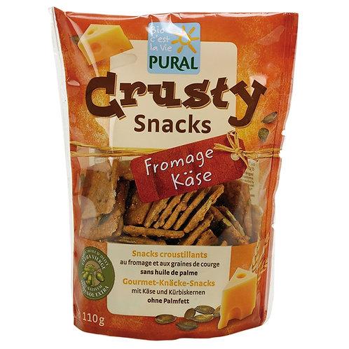 Pural Crusty Snacks Weizen Käse Kürbis