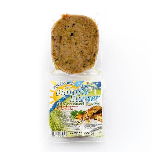 Soyana: burger di tofu