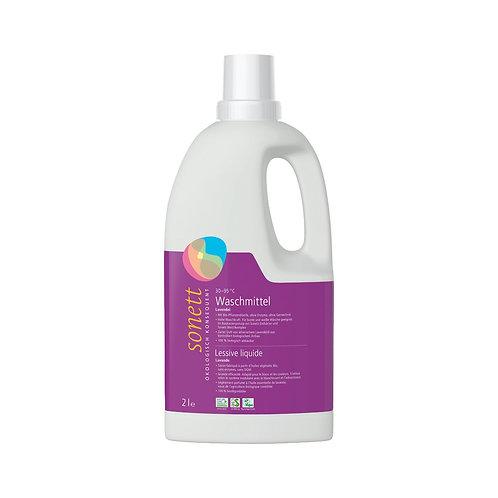 Sonett: detersivo liquido 30 °-95 °C alla lavanda - 2 L