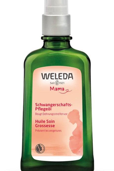 Olio per la cura della gravidanza Weleda
