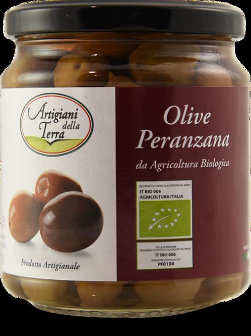 Olive nere Peranzana