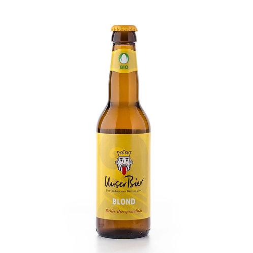 Unser Bier Knospe Bier Blond