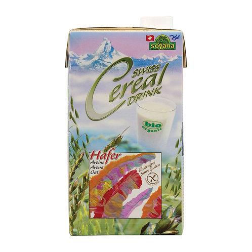 Avena Drink Soyana Bio Swiss Cereal Hafer-Drink