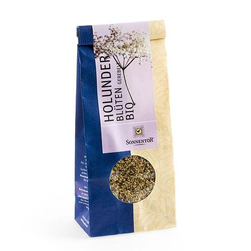 Sonnentor Bio: thè ai fiori di sambuco