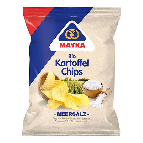 Chips al sale marino - Mayka