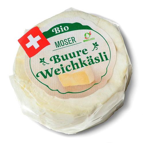 Formaggio a pasta molle - BonCas Knospe Moser
