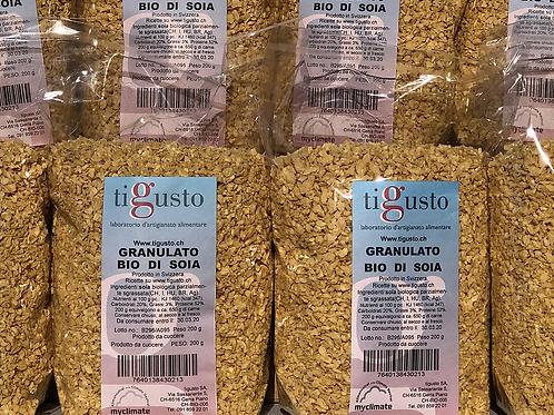 Granulato di soia