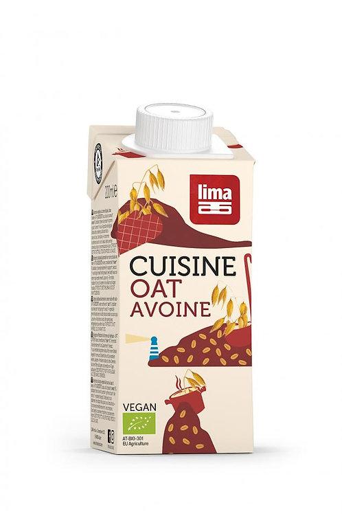 Latte d'avena per cucinare - Lima