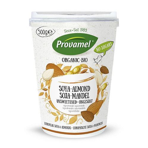 Jogurt di soja alla Mandorla  - Provamel Bio Soya Soja-Mandel