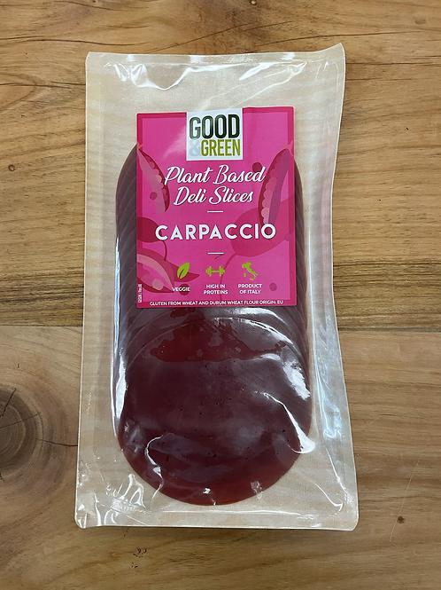 Carpaccio vegan