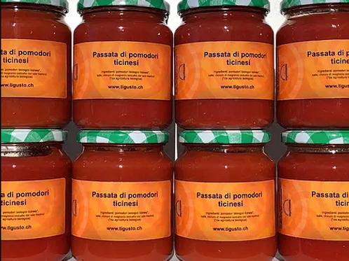 Passata di pomodori ticinesi - TiGusto