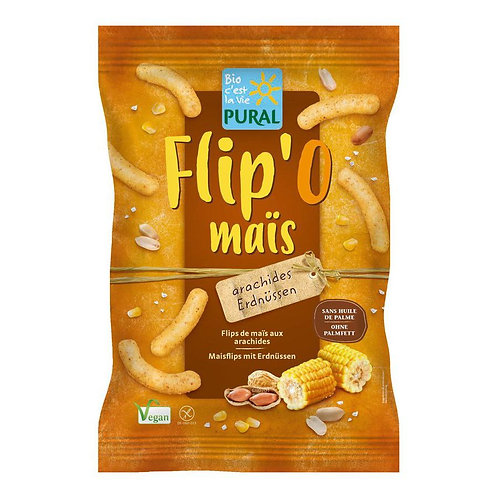Pural Flip'O maïs Erdnüssen